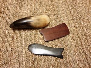 outils de massage thai