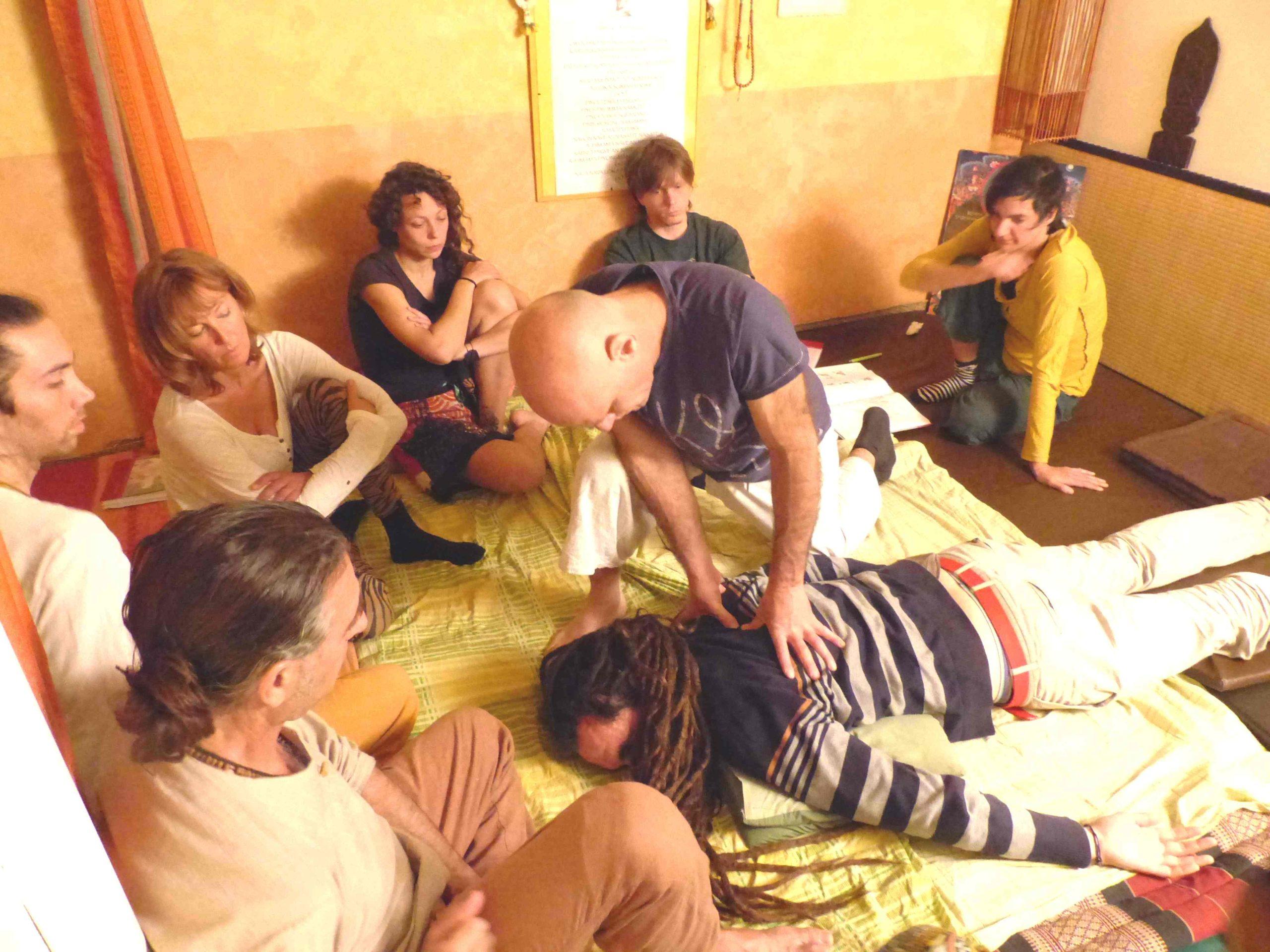 massage Noam Tyroler