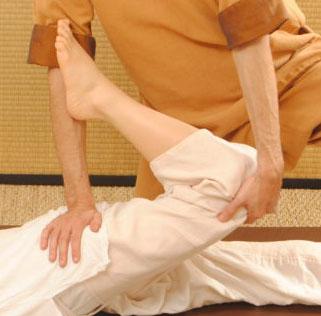 outil masseur thai