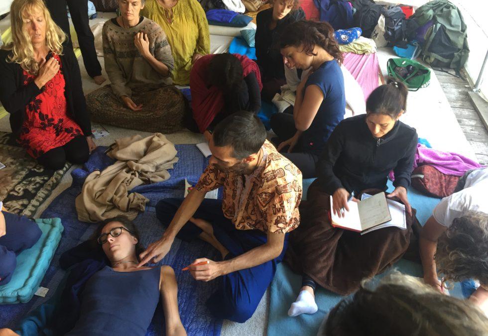 formation massage thai