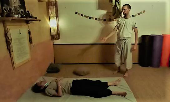 vidéo massage