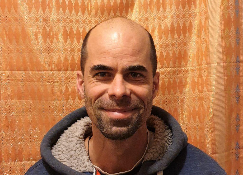 Guillaume Chevrier Yoga/Massage