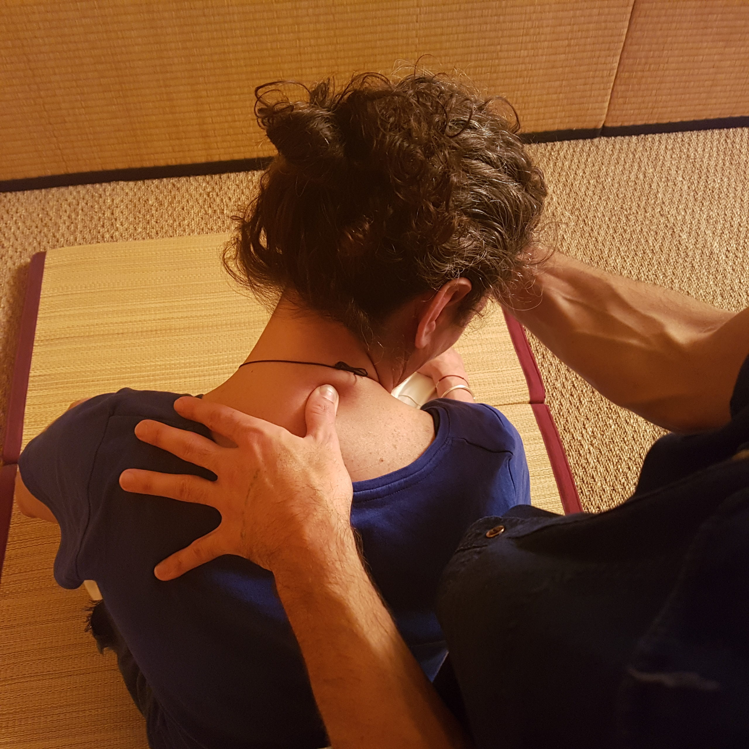 massage traditionnel thai