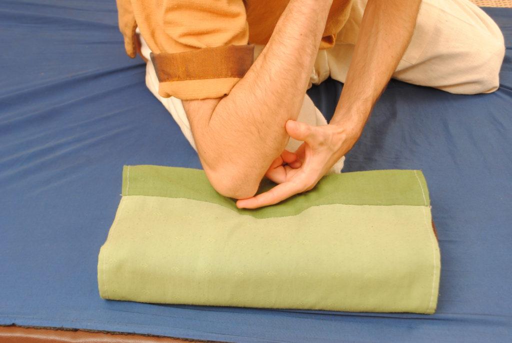 technique massage thai